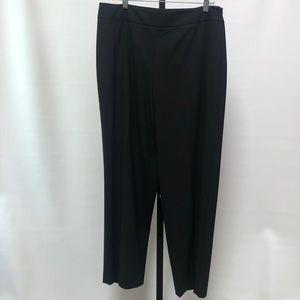 Talbots Black Ankle Pants